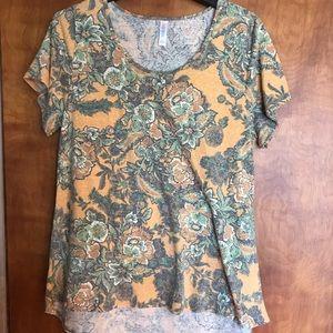 LulaRoe T Shirt 2XL
